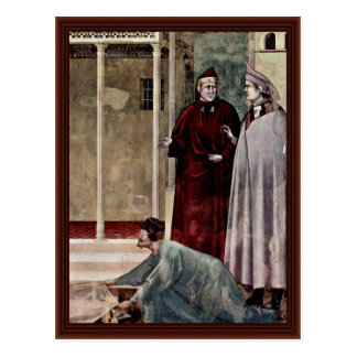 Frescoes On The Life Of St. Francis Of Assisi Postcards