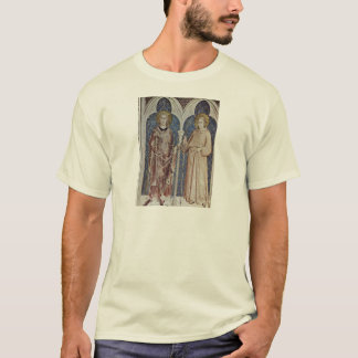 Frescoes With Scenes From The Life Of St. Martin T-Shirt