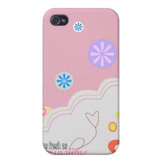 Fresh As Springtine iPhone 4 Cases