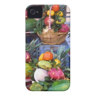 Fresh Asian Fruits iPhone 4 Case