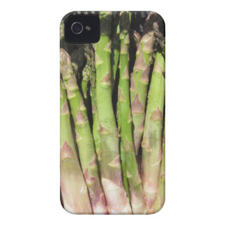 Fresh asparagus hand picked from the garden iPhone 4 cover