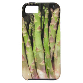Fresh asparagus hand picked from the garden tough iPhone 5 case