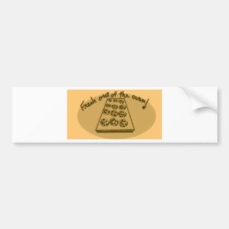 Fresh-baked cookies! bumper sticker