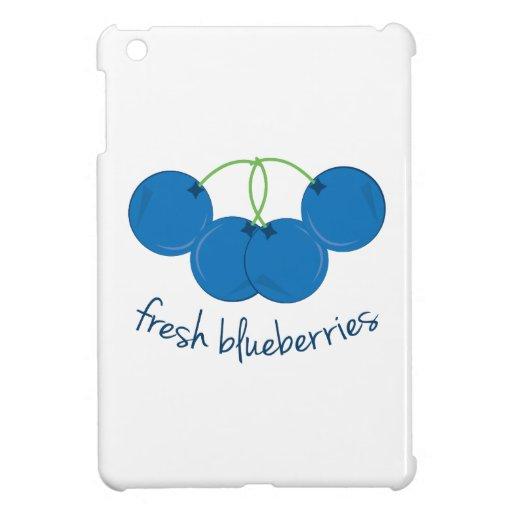 Fresh Blueberries iPad Mini Case
