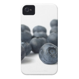 Fresh Blueberries Photograph iPhone 4 Case