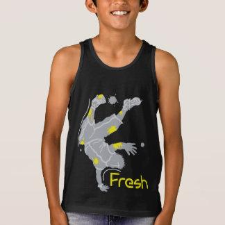 Fresh Breakdancer Singlet