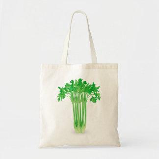 Fresh Celery Tote Bag