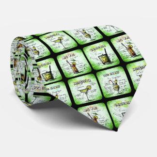 Fresh coctails recipe tie