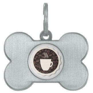 Fresh Coffee Pet Tag