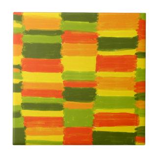 Fresh Colours NO 1 - ceramic(s) photo tile 10.8 cm