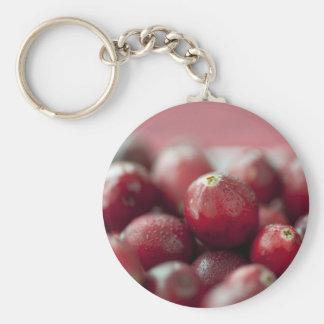 Fresh Cranberries Keychain