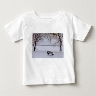 Fresh Fallen Snow Baby T-Shirt