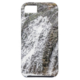 fresh falls in the forest iPhone 5 case