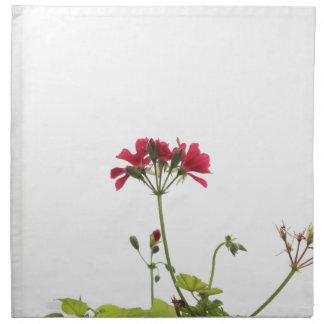 Fresh Flower Napkin