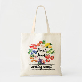 Fresh Food Grocery Bag