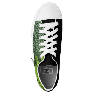 Fresh Food Lettuce and Broccoli Low Tops
