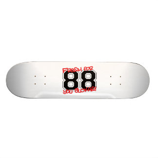 Fresh for '88 skate decks