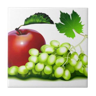 Fresh Fruit Ceramic Tile