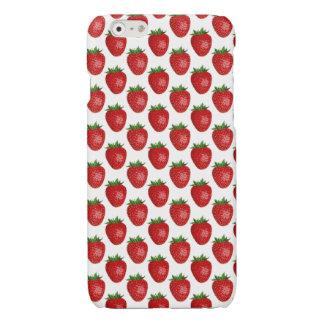 Fresh Fruit Strawberries Pattern