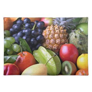 Fresh Fruit - Sweet Display Placemat