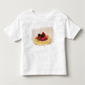 Fresh fruit waffle shirts