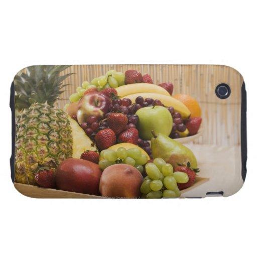 Fresh fruits tough iPhone 3 cases