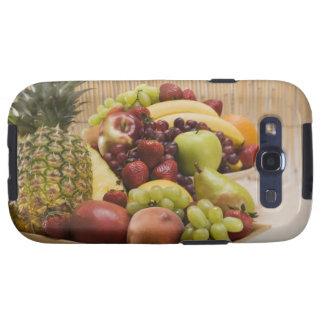 Fresh fruits samsung galaxy s3 cases