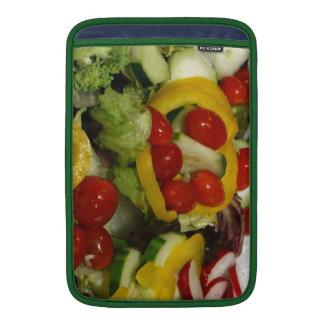 Fresh Garden Salad MacBook Sleeves