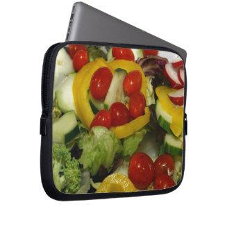 Fresh Garden Salad Computer Sleeves