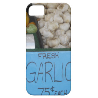 Fresh Garlic iPhone5 Case
