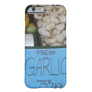 Fresh Garlic iPhone 6 case Barely There iPhone 6 Case