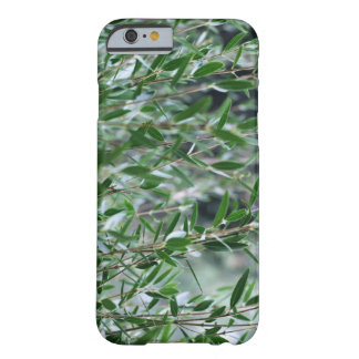 Fresh green leaves… barely there iPhone 6 case