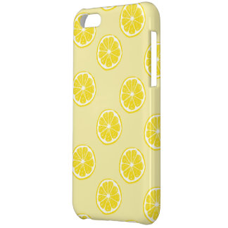 fresh lemon fruit pattern iphone 5c iPhone 5C cover