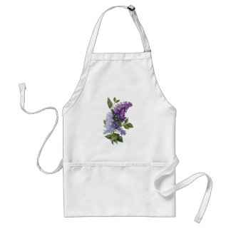 Fresh Lilacs - French Country Home Decor Standard Apron