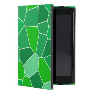 Fresh modern organic iPad Case No Kickstand