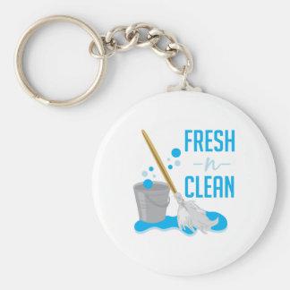 Fresh N Clean Keychain