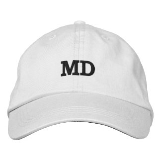 Fresh new look for all ages embroidered hat