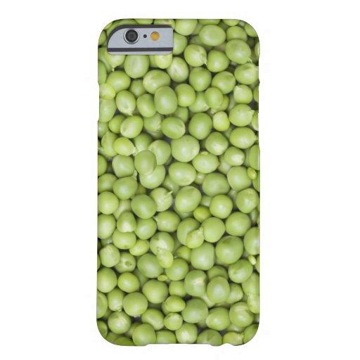 Fresh organic peas 2 iPhone 6 case