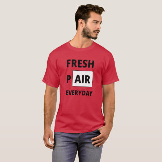 Fresh pair everyday shirt