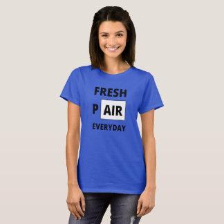Fresh pair everyday shirt