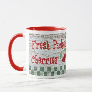 Fresh Picked Cherries Mug