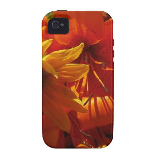 Fresh Picked Flowers iPhone 4/4S Covers
