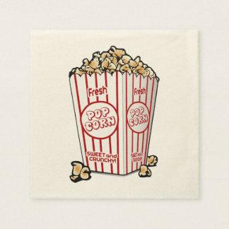 Fresh Popcorn Disposable Serviette