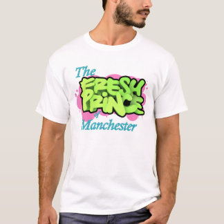 Fresh Prince of Manchester T-shirt