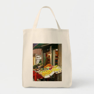 Fresh Produce Grocery Tote Bag