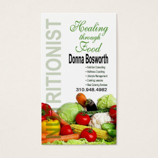 Fresh Produce Nutritionist Food Coach, Weight Loss