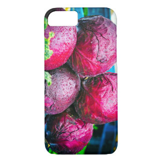 Fresh Red Cabbages iPhone 7 Cases