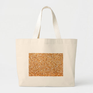 Fresh Red Lentils Cloth Shopping Bag