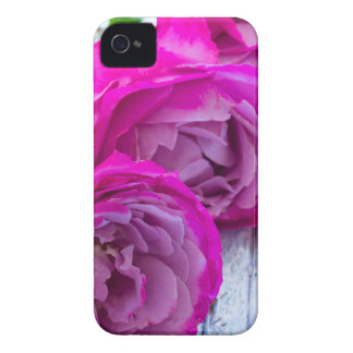 fresh roses Case-Mate iPhone 4 cases