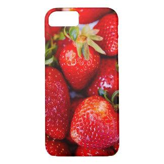 Fresh Strawberries iPhone 7 Case